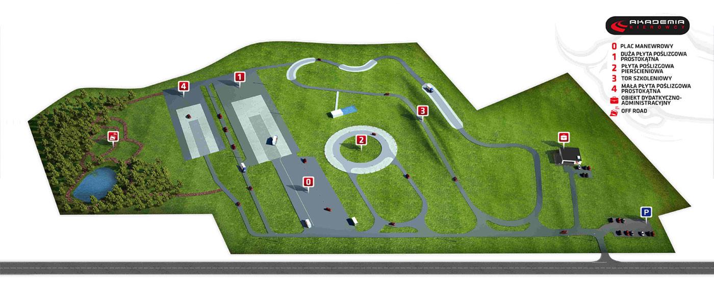 Plan obiektu